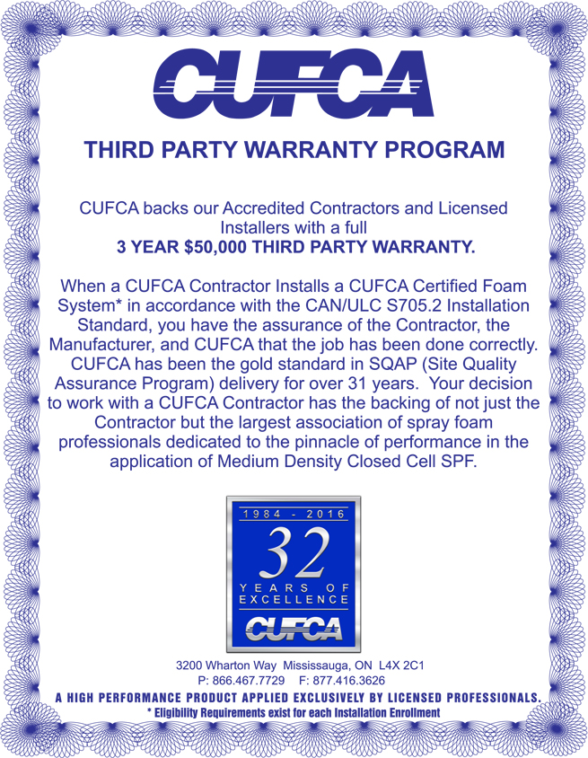 Third Party Warranty Program